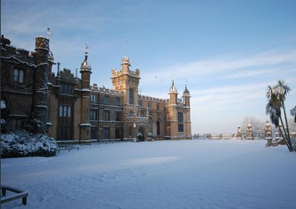 Christmas Parties 2019 at Knebworth House, Hertfordshire