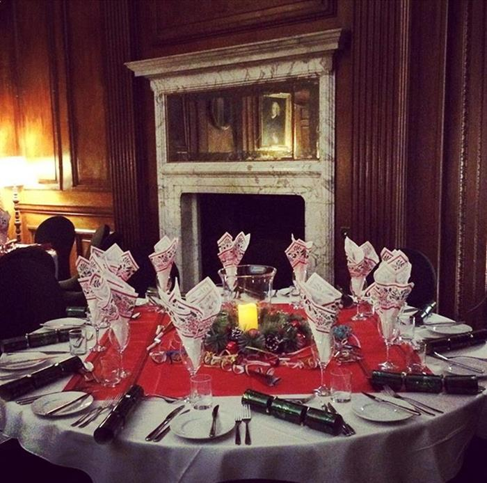 Shared and Exclusive Christmas Parties 2020 at Chicheley Hall, near to Milton Keynes