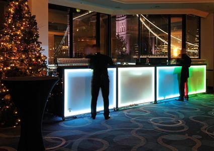 Christmas Parties 2018 at The Tower Hotel, London