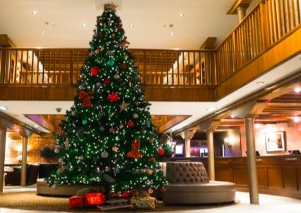 Christmas Parties 2019 at the Marriott Manchester Victoria & Albert Hotel