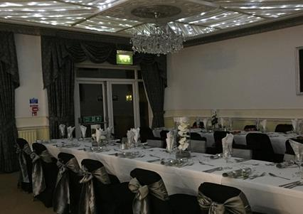 Christmas Parties 2019 at The Victoria Hotel, Oldham