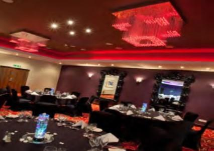 Shake up your Christmas Parties 2019 at the Hallmark Hotel Gloucester