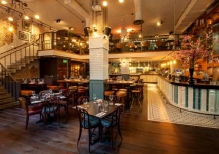 Christmas Parties 2019 at Balls Brothers Austin Friars, London EC2