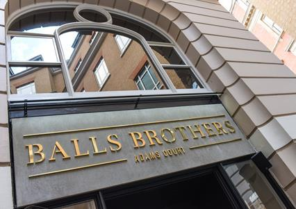Christmas Parties 2019 at Balls Brothers Adam's Court, London EC2