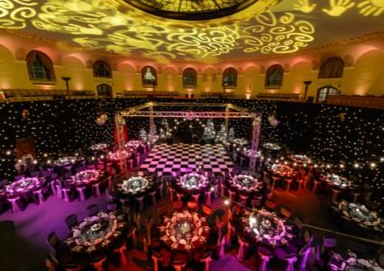 Festive and exclusive Christmas Parties 2019 at Church House Westminster, Central London SW1P