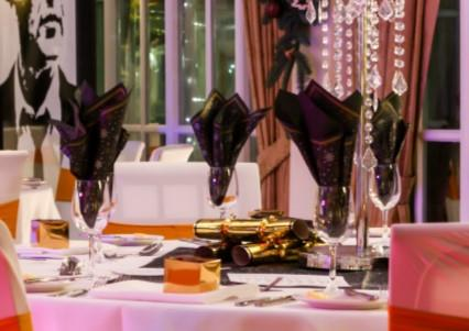 Christmas Parties 2019 at the Mere Court Hotel & Conference Centre