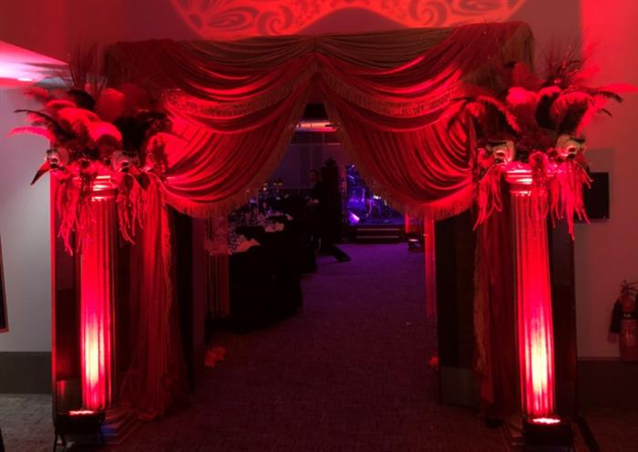Magical Venetian Masquerade Ball Gatwick 2019