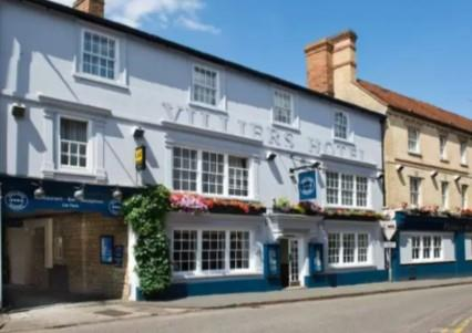 Celebrate Christmas Parties 2020 at Villiers Hotel, Buckingham