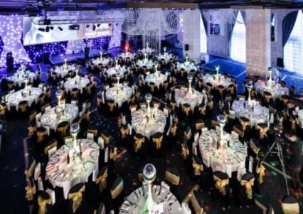 Glistening White Christmas Parties 2019 at the Mercure Manchester Piccadilly