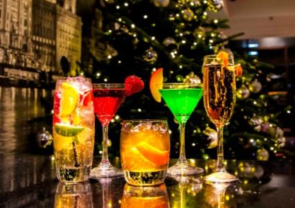 Margaritas Under the Mistletoe Christmas Parties 2019 at Liverpool Marriott Hotel City Centre