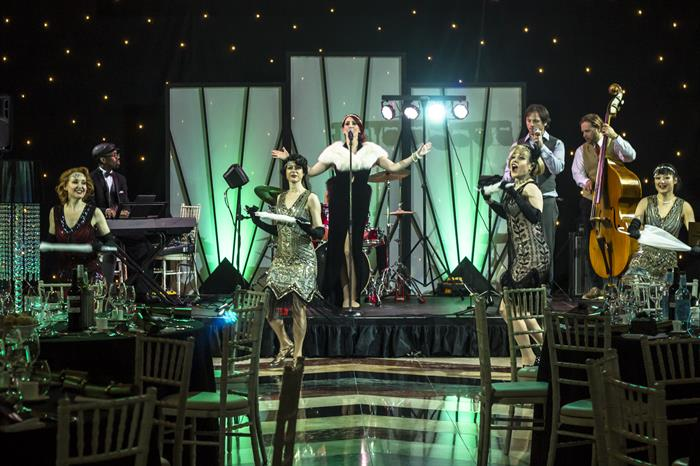 Great Gatsby Roaring Twenties Party 2019 in Gatwick