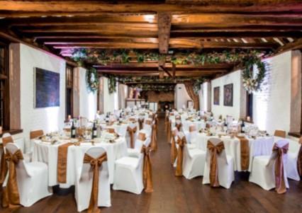 Christmas Parties 2018 At The Tudor Barn Eltham London Office