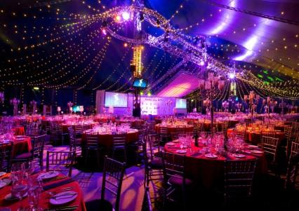 Masquerade & The Greatest Show Christmas Parties 2019 at Bloomsbury Big Top, London WC1N