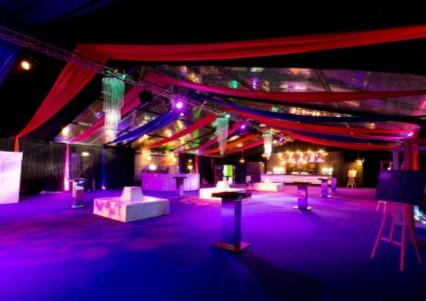 Cirque Lumiere Christmas Parties at Bloomsbury Big Top, London 2019