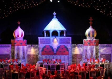 to russia with love christmas parties 2018 at kings meadow