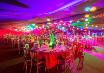 rio carnival christmas parties 2018 at mercedes benz world - Christmas Around The World Theme Decorations