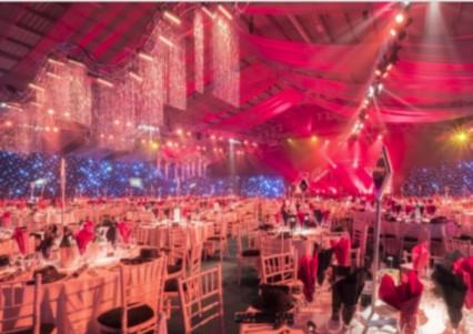 Carnivàle Christmas Parties 2019 at Tatton Park, Manchester