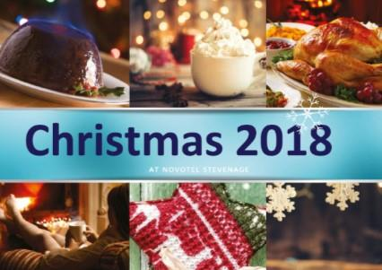 Christmas Parties 2019 at The Novotel Stevenage
