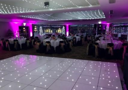 White Christmas Parties 2019 at the Holiday Inn Brentford Lock, West London