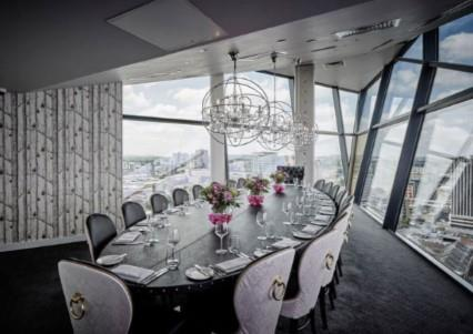 Celebrate Christmas Parties 2019 at Marco Pierre White Birmingham