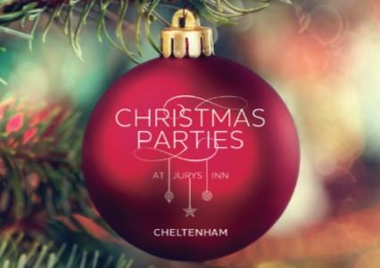 Tribute and Live Band Christmas Parties 2019 at Jurys Inn Cheltenham