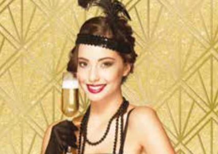 A Great Gatsby Christmas Party 2019 at Haydock Park Racecourse