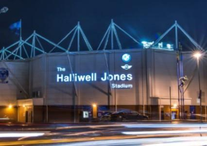 Christmas Parties 2019 at The Halliwell Jones Stadium, Warrington