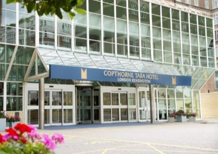 Enjoy Christmas Parties 2019 and New Year at the Copthorne Tara Hotel London Kensington, London, W8