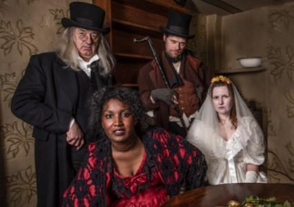Christmas Murder Mysteries 2019 at National Justice Museum, Nottingham
