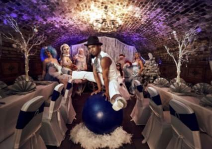 Banquet Christmas Parties 2018 at the Ivory Vaults, London