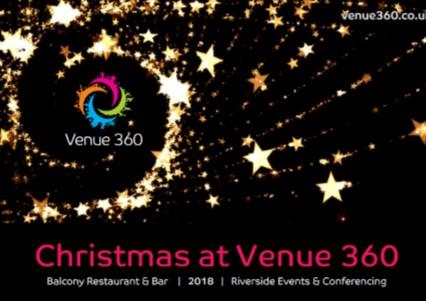 Tis the Season for a Christmas Party 2019 at Venue 360, Luton