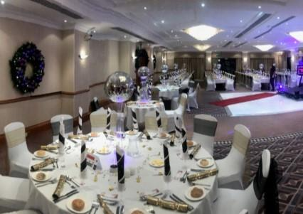 Themed & Traditional Christmas Parties 2019 at Windmill Village Hotel, Coventry