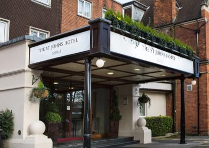 Celebrate Christmas Parties 2019 at St John's Hotel, Solihull
