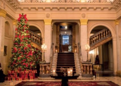 Christmas Parties 2019 at The Grosvenor Hotel, London