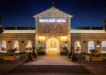 The Night Before Christmas at the Mercure Haydock Hotel, Liverpool for Christmas Parties 2019