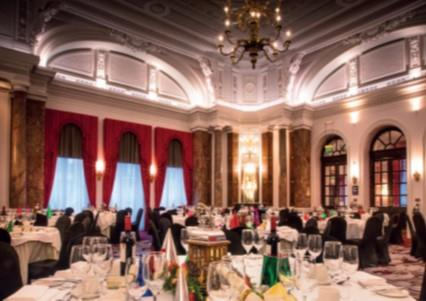 Christmas Parties 2019 at Amba Hotel, Charing Cross London