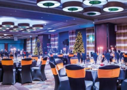 Great Gatsby & School Disco Christmas Parties 2019 at Holiday Inn Birmingham Airport