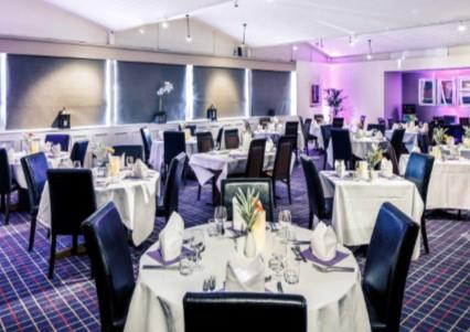 Glistening White Christmas Parties 2019 at Mercure Wetherby