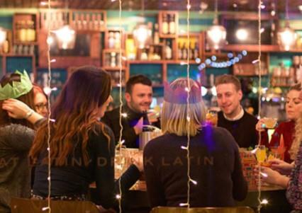 Celebrate Christmas Parties 2019 at Las Iguanas Wembley