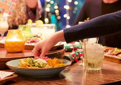 Celebrate Christmas Parties 2019 at Las Iguanas Cheshire Oaks