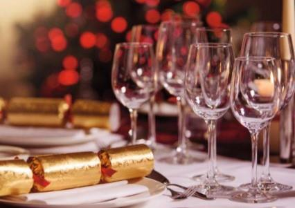 Celebrate Christmas Parties 2019 at Hilton St Anne's Manor, Bracknell