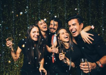 Celebrate New Year's Eve & Christmas Parties 2020 at Preston Marriott Hotel