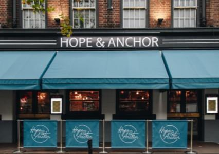 Celebrate Christmas Parties 2020 at Hope and Anchor, London SW2
