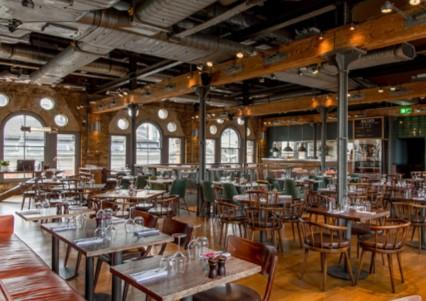Celebrate Christmas Parties 2020 at Smiths of Smithfield, London EC1M