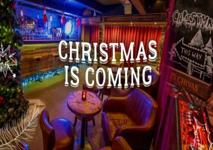 Celebrate Christmas Parties 2019 at Dive NQ, Manchester
