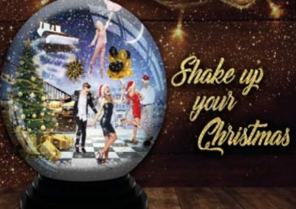 Shake Up Your Christmas Parties 2019 at the Hallmark Hotel Stourport Manor