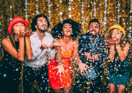 Celebrate Christmas Parties 2019 at Crowne Plaza Manchester City Centre