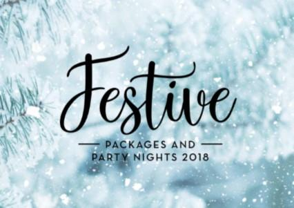 Celebrate Christmas Parties 2019 at the Birmingham Marriott Hotel