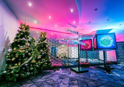 Around the World Christmas Ball 2019 at Sheridan Suite Manchester