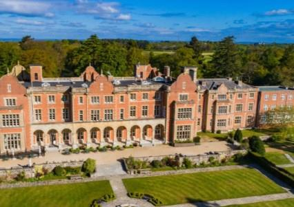 Celebrate Christmas Parties 2020 at Easthampstead Park